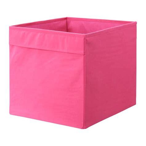 ikea tool storag dr 214 na box pink 33x38x33 cm ikea