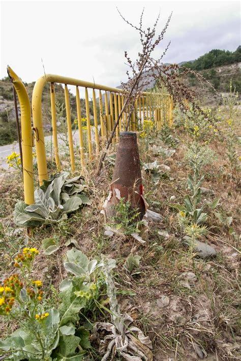 presa d camino en el camino de la presa de soto terroba larioja