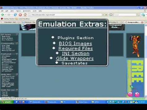 emuparadise epsxe bios setting up epsxe 1 6 0 youtube