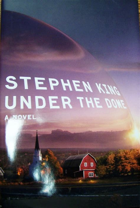 The Dome A Novel By Stephen King Ebooke Book the dome brian reads