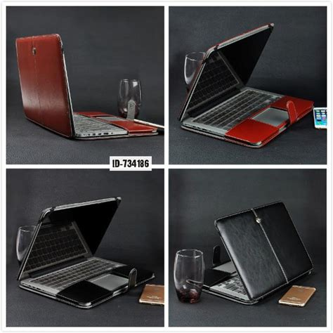 13 3 inch notebook laptop leather sleeve briefcase bag for