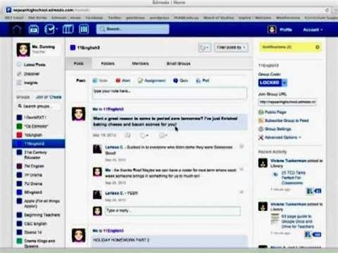 edmodo quiz hack edmodo tutorial new edmodo 2014 2015 school year