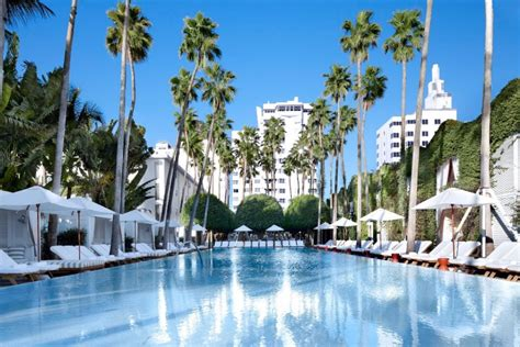 best hotels in miami top 5 hotel pools in miami visit florida