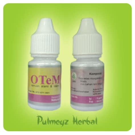 Obat Tetes Telinga Untuk Bayi pulmeyz herbal