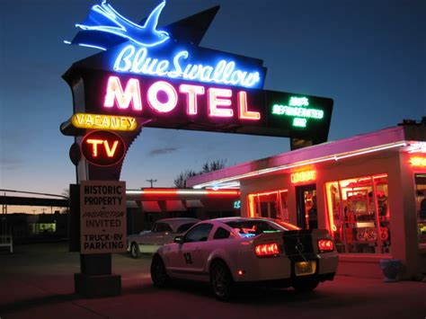 blue swallow motel united states business directory