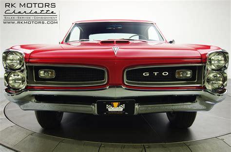 132597 1966 pontiac gto rk motors