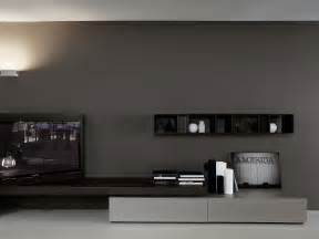 Paint in modern contemporary home interior design gray paint colors