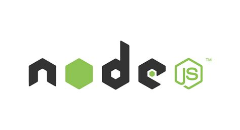 node js node js logo download ai all vector logo