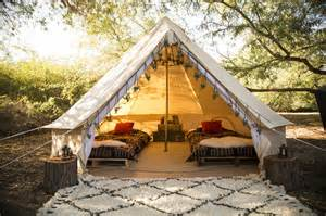 Luxe Bedding Glamping 101 The Most Inspirational Glamping Designs