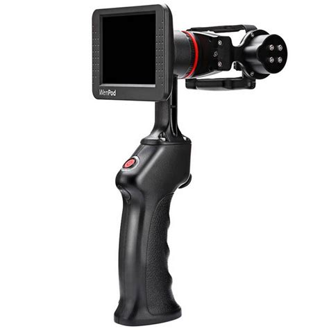 wenpod gp1 for gopro wenpod gp1 handheld steady gimbal for gopro 3