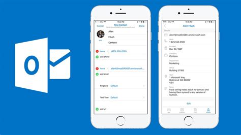 outlook mobile app android outlook f 252 r android und ios erlaubt das bearbeiten