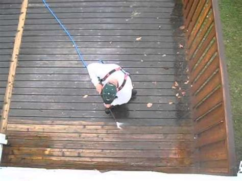 cedar deck cleaning repair  installation blue bell