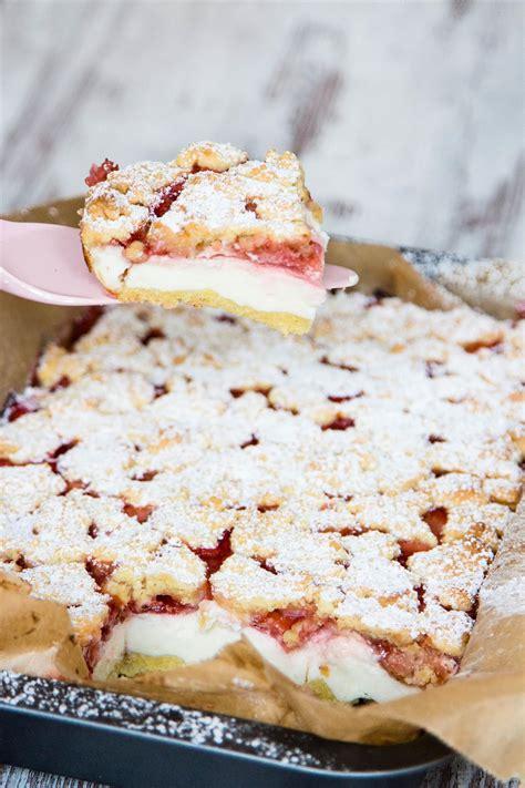 Erdbeeren Kuchen