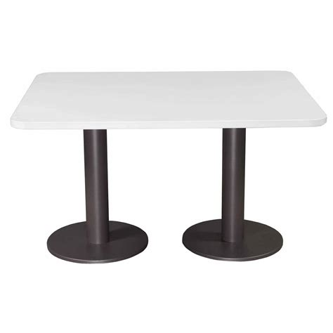 Coalesse Table by Steelcase Used Coalesse Bix Two Base Table White