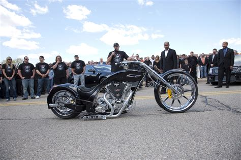 jr cadillac american chopper cadillac bike poll results