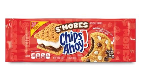 Chips Ahoy Smores Cookie wednesday s show links 06 29 murphy sam jodi