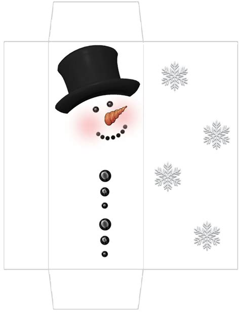 free snowman candy wrapper templates snowman candy bar