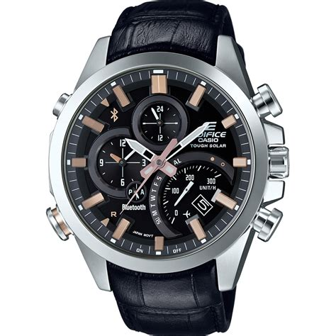 casio bluetooth casio edifice eqb 500l 1aer bluetooth