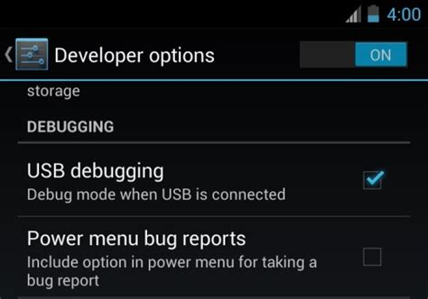 android usb settings superoneclick how to root any android device easily