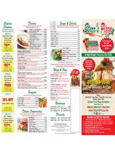pizza menu template word pizza menu template 2 free templates in pdf word excel