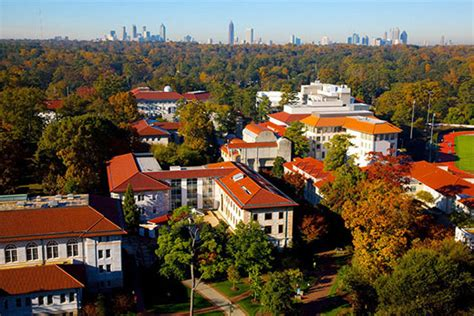 Emory Mba School Calendar by Emory Ranked Among Top National Universities By U S News