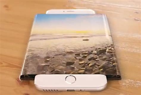Hp Iphone 7 Widescreen apple iphone 7 concept shows radical widescreen