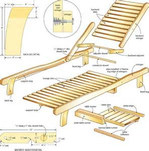 pdf adirondack chaise lounge chair plans plans free
