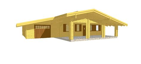 casa 80 mq progetti di in legno casa 80 mq garage 40 mq