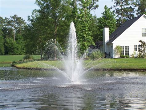 backyard pond fountains fountain installation and service national pond service