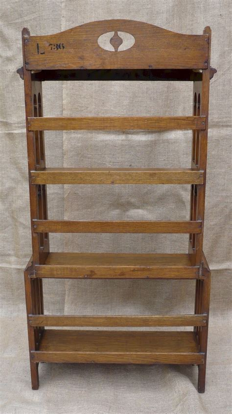 arts and crafts bookcase arts and crafts bookcase in oak antiques atlas
