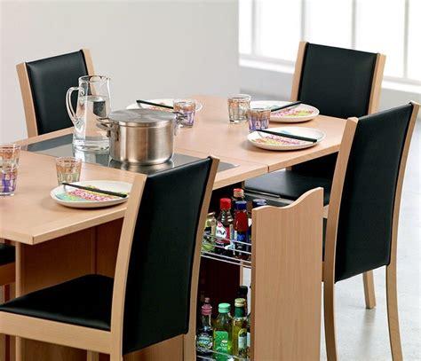 poubelle int馮rable cuisine table pliante avec chaise intgre best table console avec