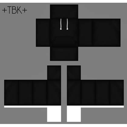 Sweater Switer Roblox 2 black sweater w white strings roblox