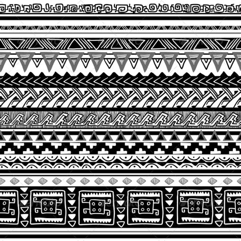 tribal pattern texture tribal texture graphicriver