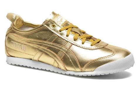 Harga Onitsuka Tiger Gold sneakers mexico 66 w by onitsuka tiger sneakers alleschoenen be