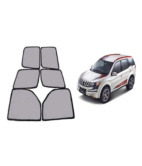 magnetic curtains for car autokraftz car magnetic sunshade curtain for mahindra