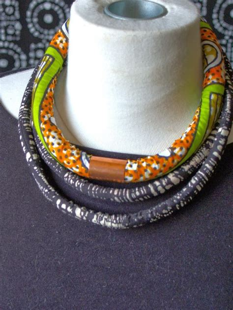diy african rope necklace giddy up workshop african inspired necklaces watch a