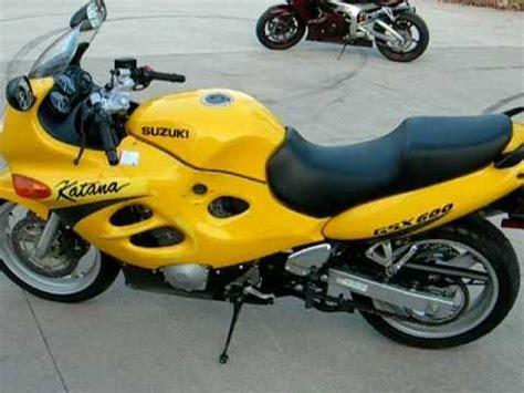 1997 Suzuki Katana 600 1997 Suzuki Katana 600 For Sale Sold Doovi