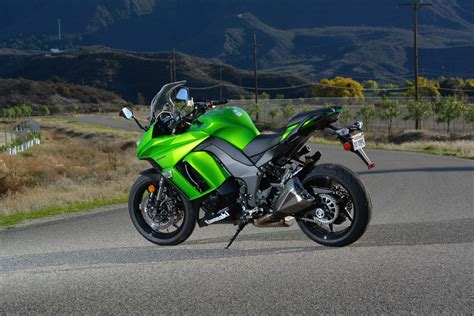 suzuki motorcycle green 2014 kawasaki ninja 1000 abs md ride review