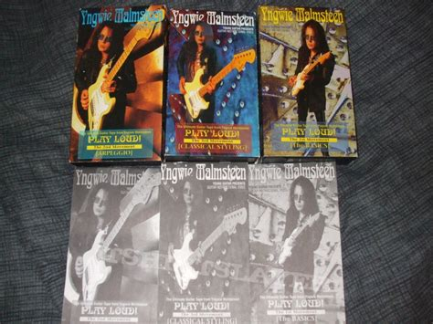 yngwie malmsteen quot guitar quot guitar lesson vidoes