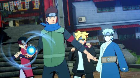 boruto game naruto shippuden ultimate ninja storm 4 adds mitsuki