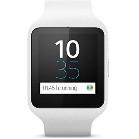 smartwatch mobile sony mobile swr50 smartwatch 3 fitness and activity
