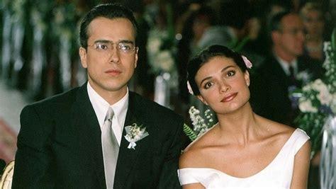 fotos de gloria calzada con du novio 18 cosas que pasan en todas las telenovelas