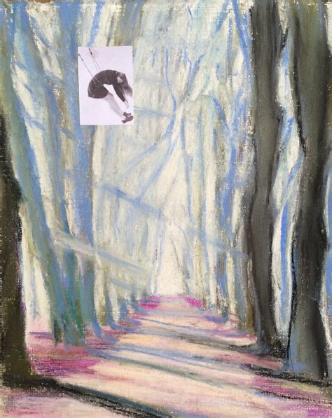 swing of life swing of life pink woods ellen davidzon