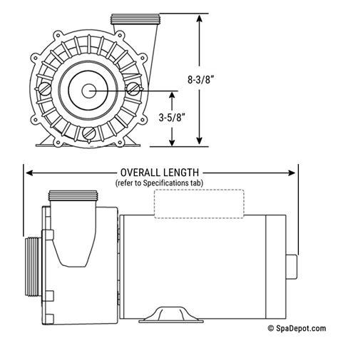 waterway tub 220 wiring diagram tub schematics