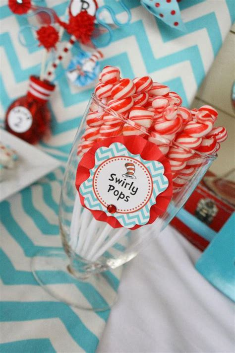 Thing 1 Thing 2 Decorations by Kara S Ideas Thing One Thing Two Dr Seuss 1st