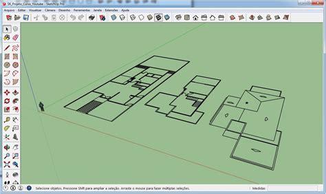 sketchup layout vs autocad sketchup 2015 aula 12 importando arquivos do autocad