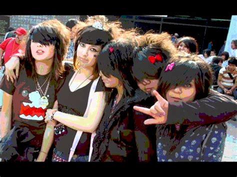 imagenes de tribus urbanas japonesas adolescencia tribus urbanas emos wmv youtube