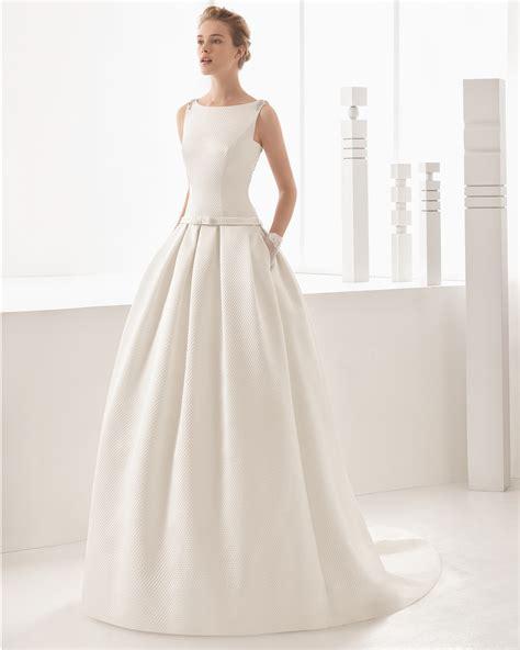 imagenes vestidos de novia rosa clara nasia novia 2017 colecci 243 n rosa clar 225
