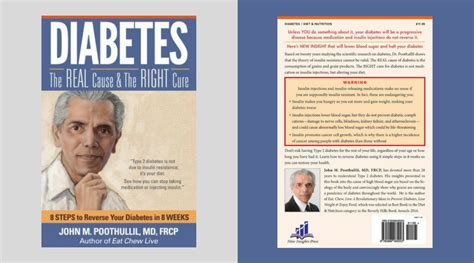 diabetes the real cause and the right cure books new book diabetes the real cause and the real cure