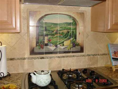 Tuscan Kitchen Backsplash by 4 Ideas To Create A Tuscan Kitchen Backsplash Modern